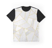 White Stone Graphic T-Shirt