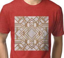 Art Deco 1 Tri-blend T-Shirt