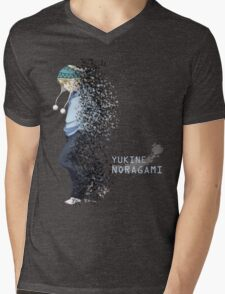 Yukine Noragami Mens V-Neck T-Shirt