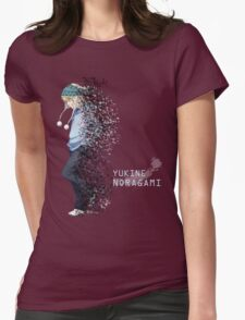 Yukine Noragami Womens Fitted T-Shirt