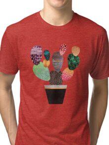 Pretty Cactus Tri-blend T-Shirt