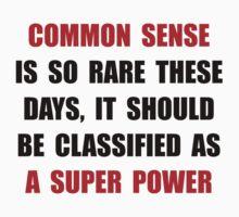 Common Sense One Piece - Long Sleeve