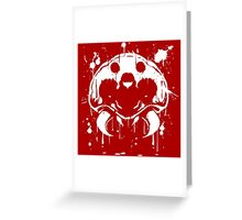 Paintroid Greeting Card