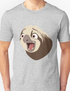 Sloth flash Unisex T-Shirt