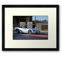 Dodge Viper 'Wine Lover' I Framed Print