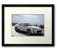 Sports Coupe Framed Print