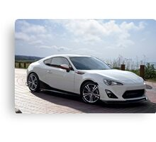 Sports Coupe Canvas Print