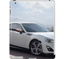 Sports Coupe iPad Case/Skin