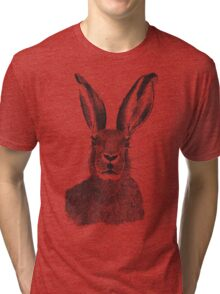 The March Hare Tri-blend T-Shirt