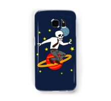 Space Office Skeleton Samsung Galaxy Case/Skin