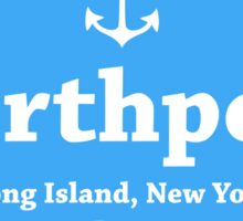 Northport, Long Island  Sticker