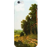 Edge of the Forest ... from childhood iPhone Case/Skin