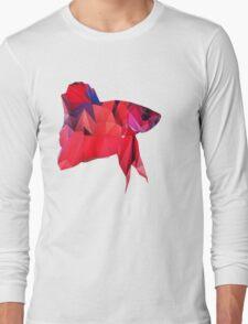 Polygon Betta Long Sleeve T-Shirt