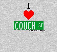 I Love Couch Street, Portland Oregon Unisex T-Shirt