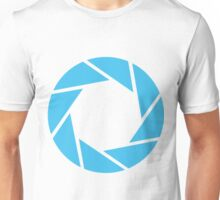 Aperture Science (Blue) Unisex T-Shirt