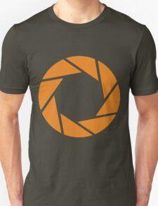 Aperture Science (Orange) Unisex T-Shirt