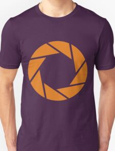 Aperture Science (Orange) T-Shirt