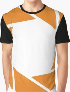 Aperture Science (Orange) Graphic T-Shirt