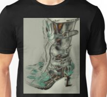 These Boots Are Made For Riding Unisex T-Shirt
