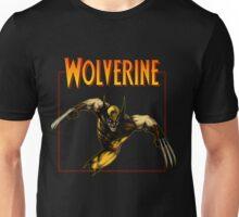 Wolverine attack 80's  Unisex T-Shirt