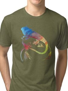 Iguana  Tri-blend T-Shirt