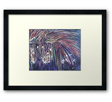 Celestial Dream Framed Print