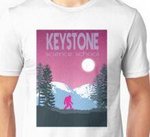 Keystone Science School Travel Poster Unisex T-Shirt