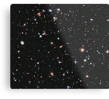 Hubble, Nasa, Extreme Deep Field image, space, constellation, Fornax Metal Print