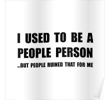 People Person Poster