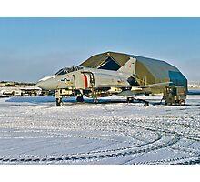 Phantom FGR.2 XV402/A RAF Stanley  Photographic Print