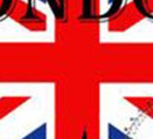 England Flag Sticker