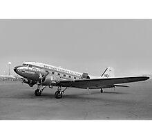 BEA DC-3 Dakota III G-AHCX Photographic Print
