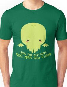 The Cute-ulhu calls Unisex T-Shirt