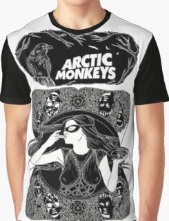 Arctic Monkeys by remi42 Graphic T-Shirt