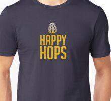 Happy Hops 3 Unisex T-Shirt