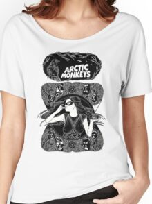 Arctic Monkeys by remi42 Women's Relaxed Fit T-Shirt