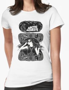 Arctic Monkeys by remi42 Womens Fitted T-Shirt