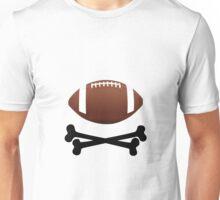 Pirate Football Unisex T-Shirt