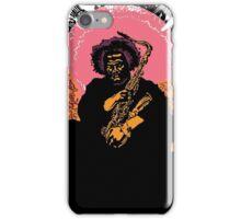 Kamasi Washington iPhone Case/Skin