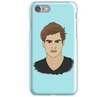 Character Male - Theodore iPhone Case/Skin