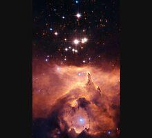 HUBBLE, NASA, Cosmos, Space, Telescope, Astronomy, Star cluster, Pismis 24, with nebula Unisex T-Shirt