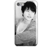 Song Joong Ki iPhone Case/Skin