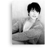 Song Joong Ki Canvas Print