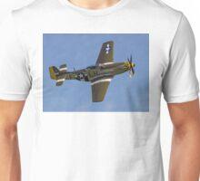 "P-51D Mustang 45-15118 G-MSTG ""Janie"" Unisex T-Shirt"
