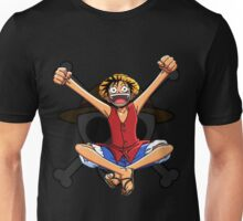 Luffy the Pirates 031 - Onepiece Unisex T-Shirt