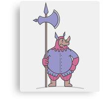 Rhino Guard Canvas Print
