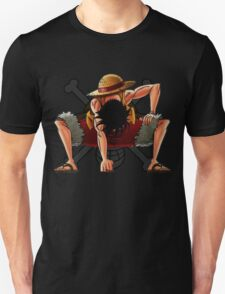 Luffy the Pirates 034 - Onepiece T-Shirt