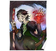 Merrill - Dragon Age 2 Poster