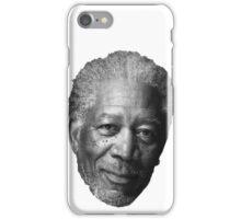 Morgan Freeman merch! iPhone Case/Skin
