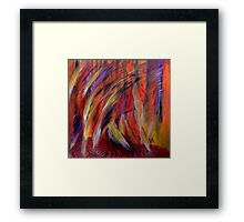 Red River Framed Print